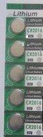 CR2016 button cell 3V the celestial CR2016 electronic e-CR2016 battery