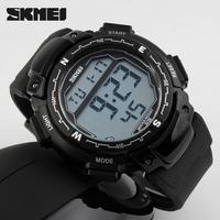 relogios masculinos Skmei Fashion Outdoor Casual Dress Watches Clock Men Digital Sports LED Watch Oversized Men Wristwatches
