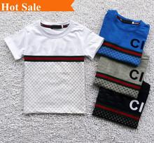 STOCKS!!! Retail Baby & kids clothing 2015 new sample summer Boys t shirt SHORT SLEEVE t SHIRTS,top quality fashion brand design(China (Mainland))