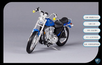 5pcs/pack Wholesale Brand New 1/12 Scale Motorbike Model Toys 1997 XLH Sportster 1200 Diecast Metal Motorcycle Model Toy