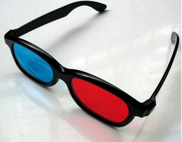 3d очки ночного видения и общие очки