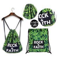 2015 HOT ! Fashion Women Printing Backpack Floral Printed Canvas Vintage Original Animal Flower Woma Travel Duffel School bag