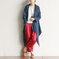 Blusas Femininas 2015 Spring Women Blouses Multi-colors Solid Asymmetry Cardigan Loose Casual Vestidos Autumn Women Tops 0105
