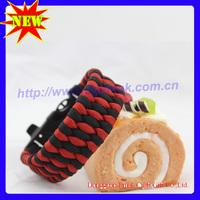 Multi-color Outdoor Camping Survival parachute cord bracelet