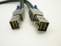 External 4X SFF 8644 Mini SAS to Mini SAS High Density HD SFF 8644 Data Cable 2M