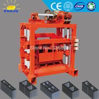 QTJ4-40 manual concrete block making machine