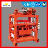 QTJ4-40 manual concrete block machine