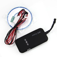 Portable GT02A Mini GPS Quad band GPS GSM GPRS Tracking SMS Real Time Vehicle Motorcycle Bike Monitor Tracker