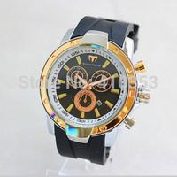 Free Shipping 2015 New Arrival hot sell technomarine Brand quartz watch,Silicone Quartz Men's Watch,5 color