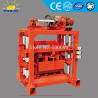 QTJ4-40 fly ash brick making machine