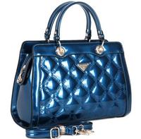 NO.1 New Brand Patent Genuine Leather Handbags Fashion Women Messenger Bags Plaid Women's Handbags Tassel Bolsas Femininas SJ06