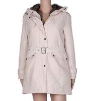 2015 Jaqueta Feminina New Fashion Faux fur Lining Women's Hoodies Ladies Coats Winter Warm Long Coat Jacket WWM056