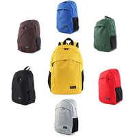 Top Quality Preppy School Backpacks Solid Outdoor Sport Travel Bag Teenage Laptop Bag Men's Shoulde Bag Femininas Mochila