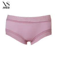 silk underwear female 100% silk summer flat angle trousers waist seamless comfort silk 3005