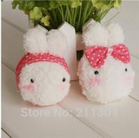 Free shipping Rice Rabbits plush toys 2pcs/lot mobile phone hanger pendant keychains stuffed animals beautiful cute little gifts