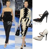 Plus Size New 2015 Women's Luxury Sexy High Heels Shoes Woman Pigalle Shoes Women Pumps Summer Stilettos Party Shoes