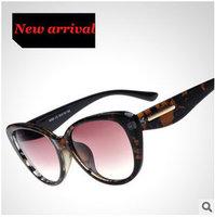 Women's Vintage Sunglasses Brand Designer Glasses Cat eye Oculos de sol Feminino Trendy 2015 High Recommend 5 clor sg259