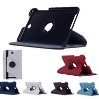 New 360 Degree Rotating Stand Leather Case Cover Skin For Acer Iconia Tab W1-810 Win8.1 Tablet