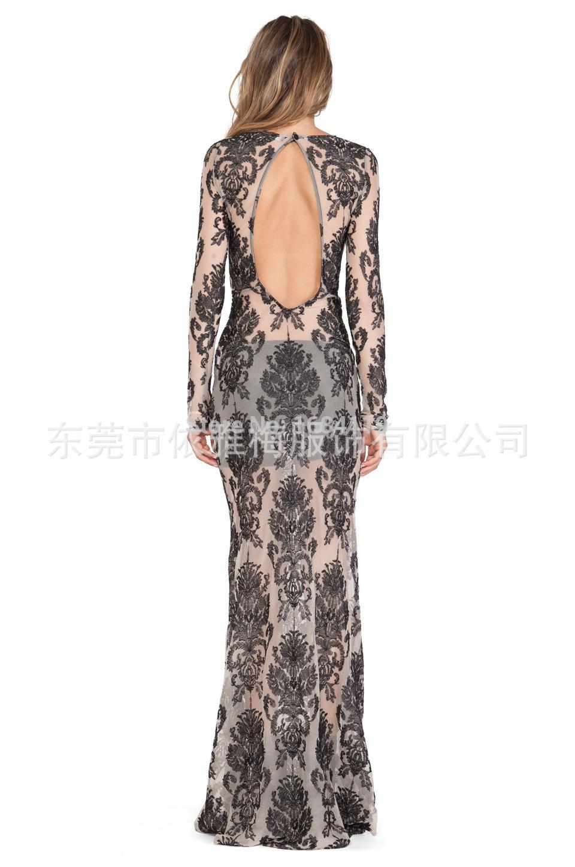 ... Robes de soiree pas cher vente chaude,Sexy robe en dentelle ajouree