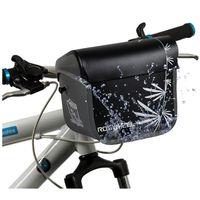 ROSWHEEL Newest Waterproof Bicycle Bag Bike Front Tube Bag Bicycle Accessories Road Mountain Bike Handle Bag Camera Bag