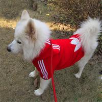 Hot Sale By China Post Pet Puppy Dog Clothes Pet Clothes Big Dog Sweater Costume Size 3XL 4XL 5XL 6XL 7XL 8XL 9XL Free Shipping