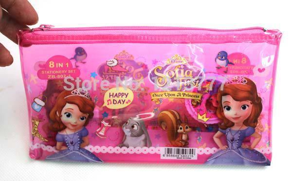 Канцелярский набор / подарочная коробка Sofia princess 20 канцелярский набор подарочная коробка none yr 10876