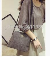 2015 Eur fashion winter handbags retro shoulder bag one shoulder bags matte shell Pibei small Messenger bag