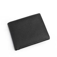 2015 designer men wallets Fashion genuine leather wallet short first layer leather cross  business card holder