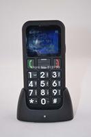 Cheap unlocked GSM Senior cell phone Dual SIM Big button SOS MP3 FM Camera basic phone