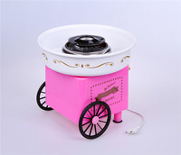 Hot!!Sale By Post 220V Nostalgia Candy Cotton Maker Household Cotton Candy Machine Floss Maker Candy Floss Machine Free Shipping