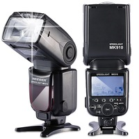 Neewer MK910 i-TTL *High Speed Sync* 1/8000s HSS LCD Display Speedlite Master/Slave Flash for  All Other Nikon DSLR Cameras