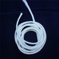 Newest Silica Wick Good Quality Braided Fiber Silica Wick Made of Special Fiber Strands No Odor Fiberglass Wicks K90