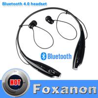 100% Original HBS 730 V4.0 Bluetooth Headset Wireless headphones Sport earphone Tone Music Player Have Mike For LG Smartphone