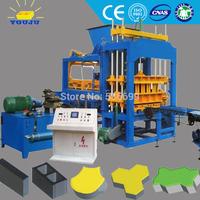 full automatic brick manufacturing machine/construction machinery