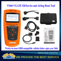 2015 Professional Vgate VS900 Auto Code Reader Oil Service Reset Tool Car Scanner Tool with Best Price