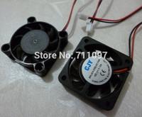 2pcs 40x40x10mm DC cooling fan for Computer, 3D printer,etc, RPM6200, computer cooling fan