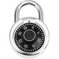 Practical Turntable Resettable Combination Padlock Safe Lock