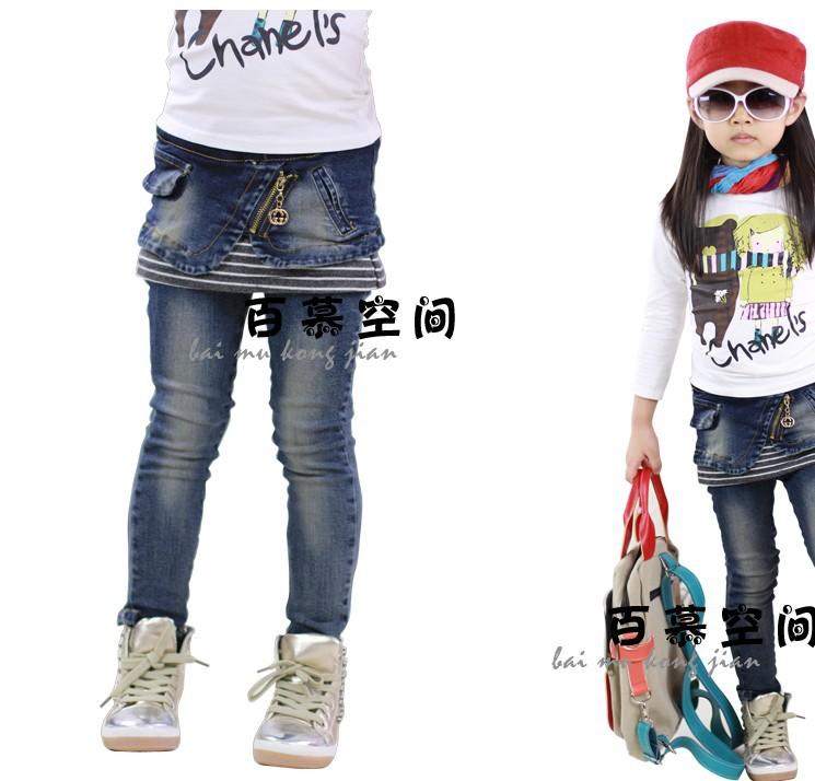 Джинсы для девочек Brand new 1 2015 ,  girls jeans шорты для девочек brand new 2015