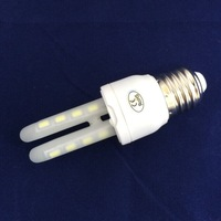 New Product 16LEDs SMD5730 E27/E14 220V/110V LED Corn Bulb 6W 5730smd LED Lamp Warm white /white Chandelier Light