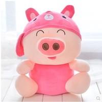 McDull pig cartoon animal plush doll toy doll series birthday gift Children's Day Valentine's Day gift