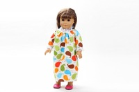 "Free shipping!!!  18"" American girl doll clothes/dress Give children the best Christmas gift B205"