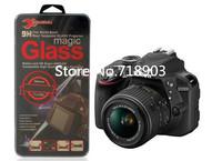 Tempered Glass HD Screen Protector for Nikon D3300 Digital SLR Camera