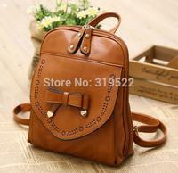 4 colors-- designer original  sweet lady retro vintage bow cute  hollow out PU mori girl  handbag shoulder bag