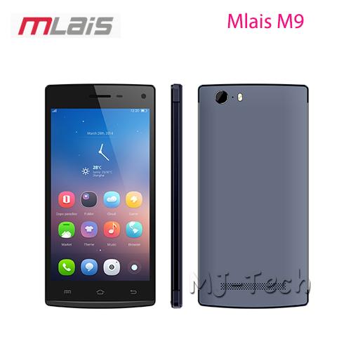 Мобильный телефон Mlais M9 5/4.4.2 mtk6592 1 G + 8Gb Wcdma Gps мобильный телефон huawei 3 x pro g750 2 8 5 5 ips mtk6592 13 0mp wcdma