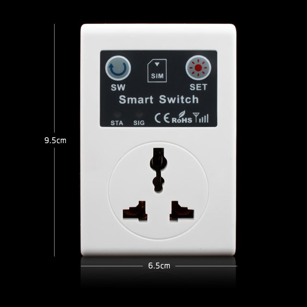 Дистанционный выключатель OEM AC 110v/240v GSM RC Remote Control Switches