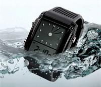 2015 New SKMEI Dual Time Zone Multifunction Digital Led Watch Men Sports Waterproof Wristwatches  Fashion Casual Watch Relogio