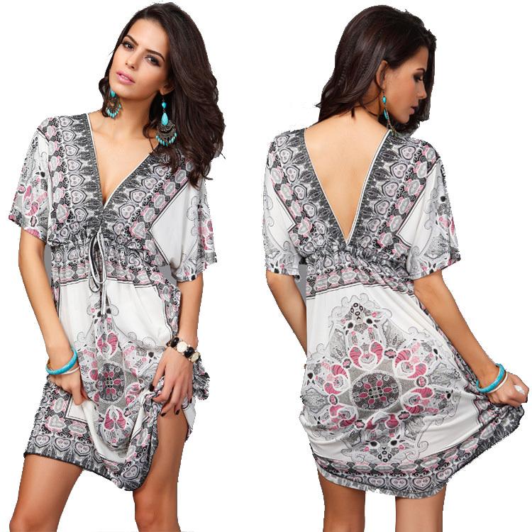 New indian dress font b women b font summer dress beach dresses cheap