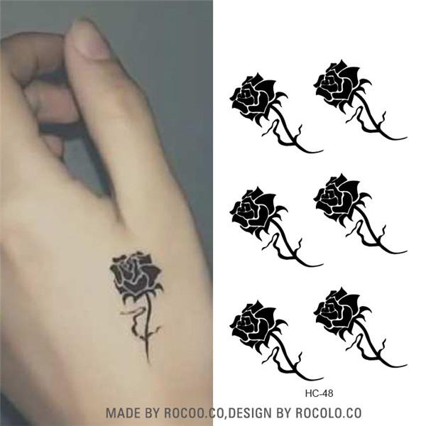 Временная татуировка RocooArt HC1048 для школы нужна временная или постоянная регистрация