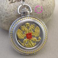 fashion quartz antique gold quartz pocket watch man classic vintage fob watches men retro golden color black arabic hour gift