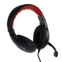 NI5L High Quality New Stereo Headphone Headset with Microphone Mic For Phone PC Tablet Laptop